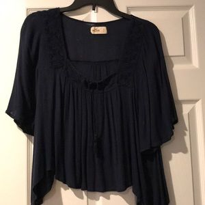 Loose-fit Hollister Top